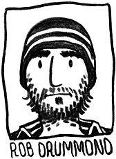 Rob Drummond, illustration by Jesse Tise
