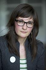 Amanda Monfrooe - photograph by Andy Buchanan