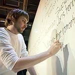 Rob Drummond - Mr Write (photo by Alan McAteer)