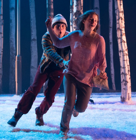 Let The Right One In to open in the West End