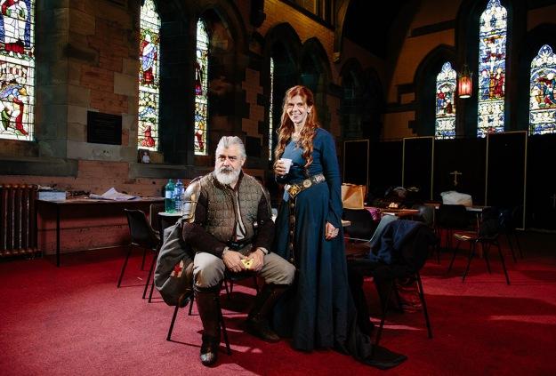2015 season announcement Dunsinane
